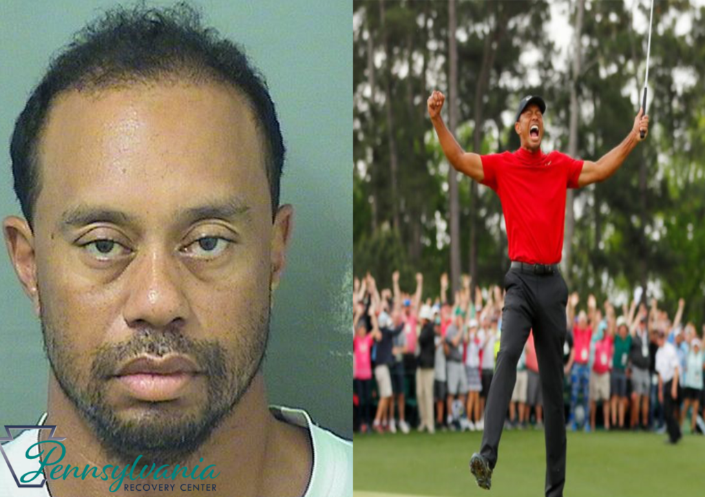 percocet addiction tiger woods drunk addict perocet vicodin addiction rehab detox drunk masters champion green jacket