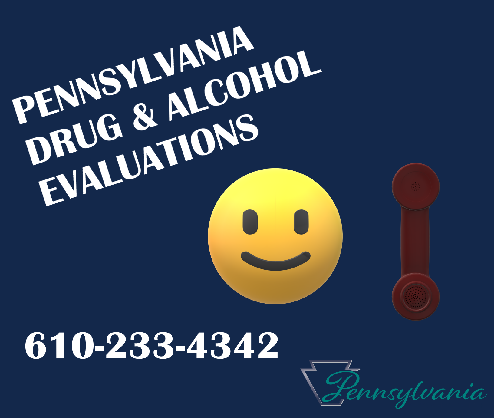pennsylvania drug and alcohol evaluations chester county bucks county delaware county montgomery county
