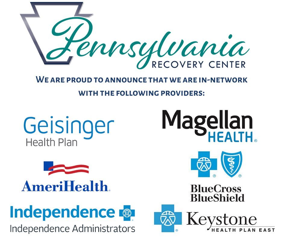 in network with blue cross blue shield for alcohol and drug rehab in Pennsylvania